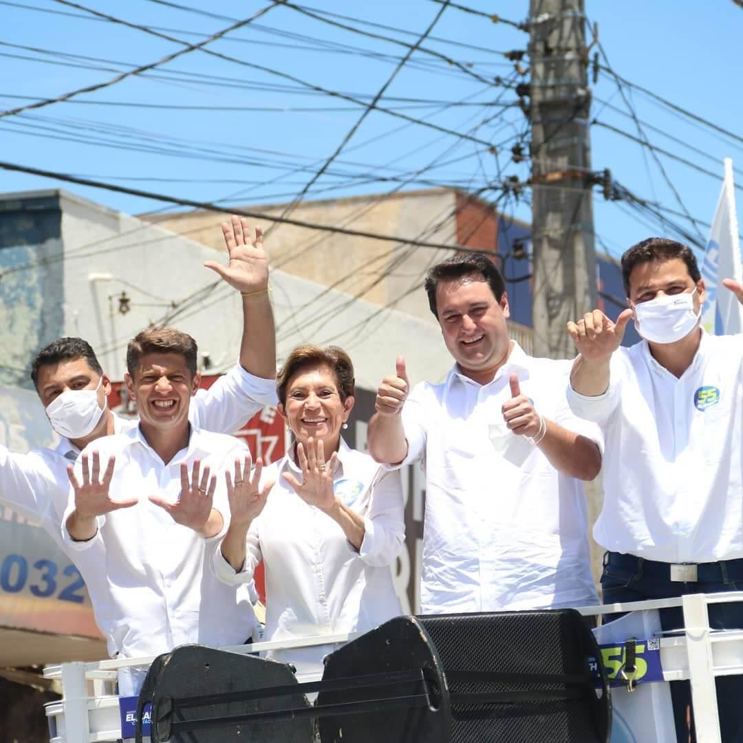 Governador participa do último dia de campanha da Professora Elizabeth -  Blog do Doc.com - Informação levada a sério